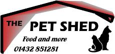 The Petshed| Hereford petfood suppliers